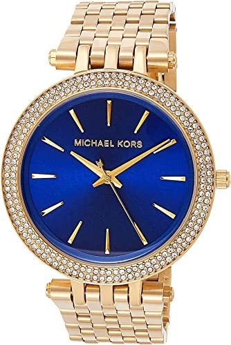 Michael Kors Women's Darci Gold Tone Watch MK3406