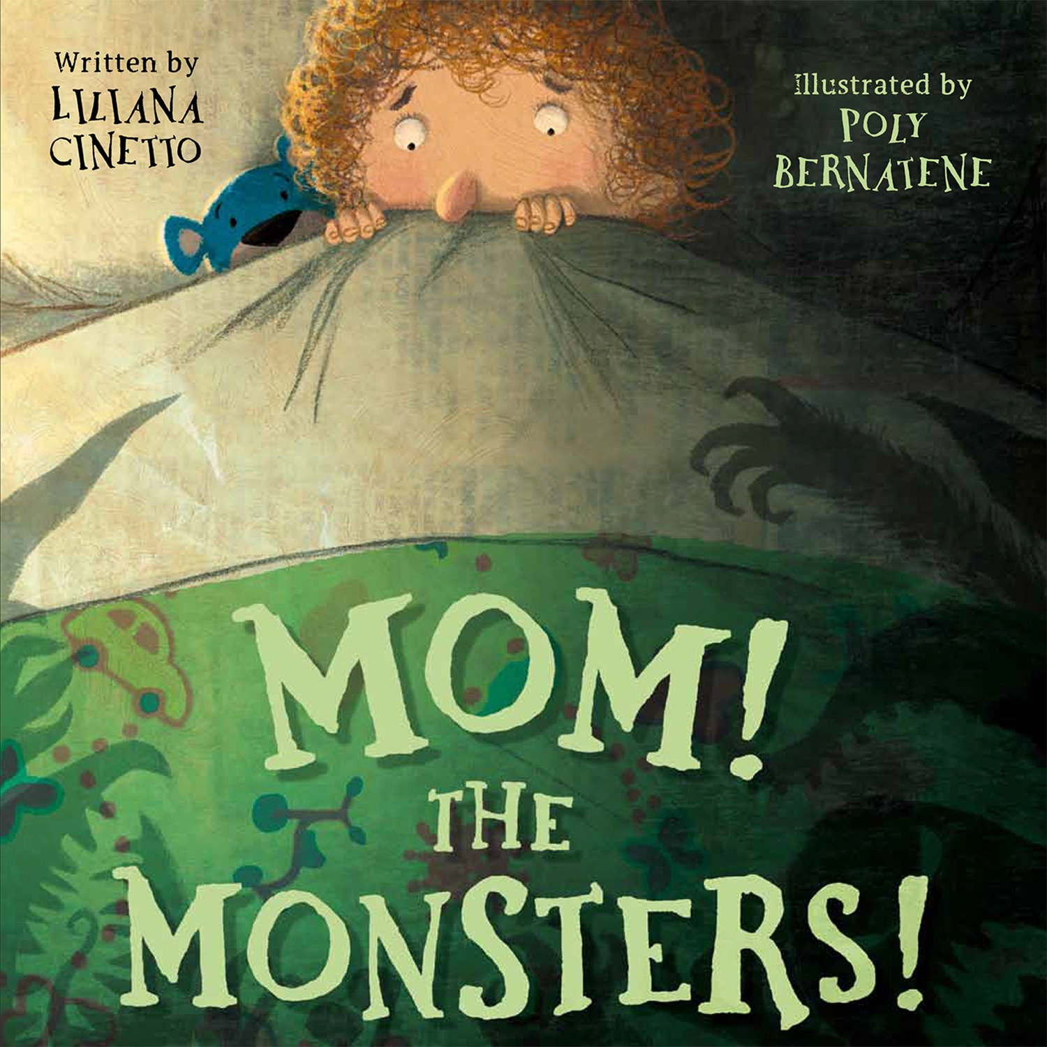 Download Mom! The Monsters! pdf
