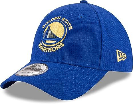 New Era NBA The League Golden State Warriors Gorra, Hombre, Azul ...