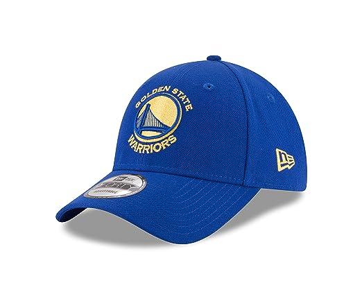 A NEW ERA Gorra Béisbol 9FORTY NBA League Golden State Warriors Azul