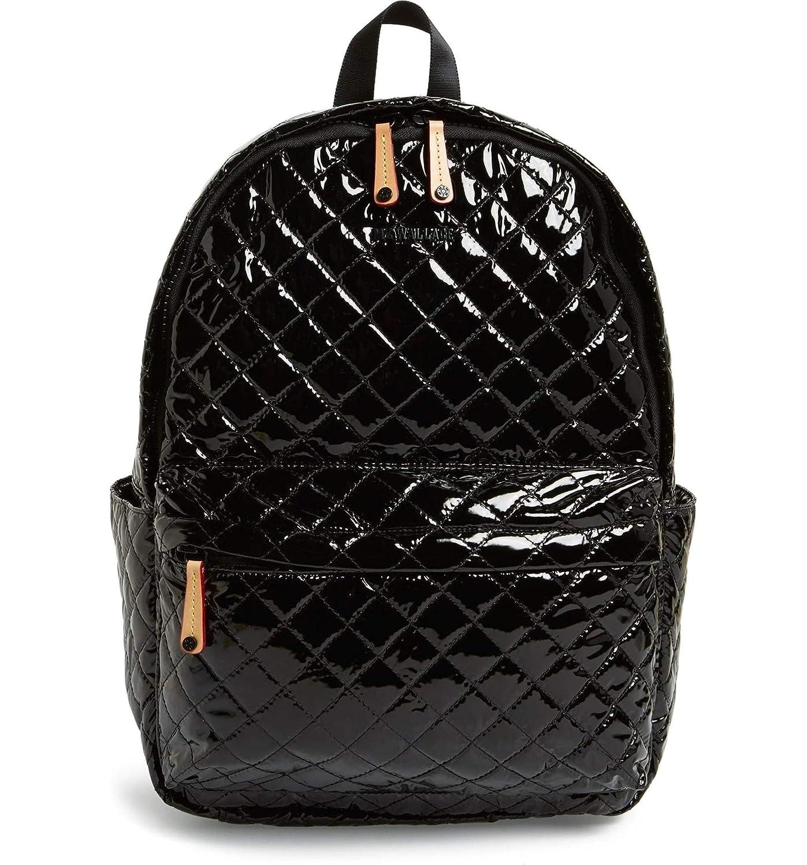 [エムジーウォレス] レディース バックパックリュックサック MZ Wallace Metro Backpack [並行輸入品] One-Size  B07KFYZSY1