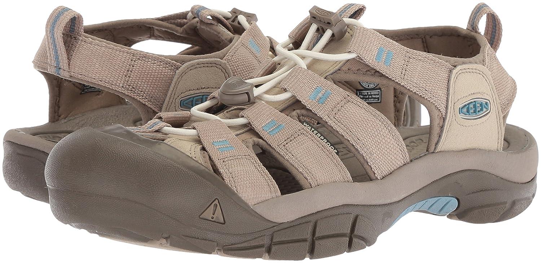 KEEN Women's Newport H2 Sandal B071DFJ2W9 Blue 9.5 B(M) US|Plaza Taupe/Provincial Blue B071DFJ2W9 01a0e1
