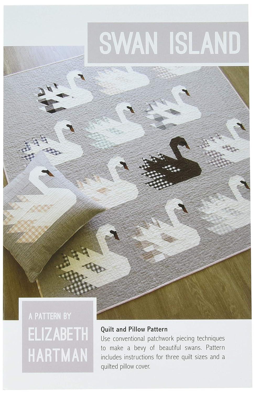 Elizabeth Hartman EH042 Eh Swan Island Pattern