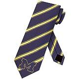 Michigan Wolverines Collegiate Woven Polyester Necktie