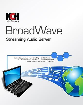 Amazon com: Streaming Audio Server Software [Download]: Software