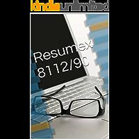 Resumex 8112/90: Lei 8112