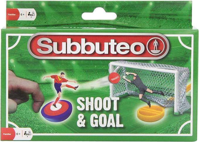 Hasbro Subbuteo Shoot and Goal, Ninguna (A5166105): Amazon.es ...
