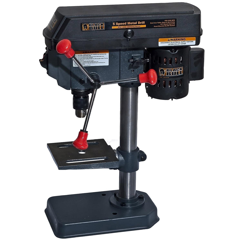 Black Bull DP5UL 5 Speed Drill Press - Power Stationary Drill ...