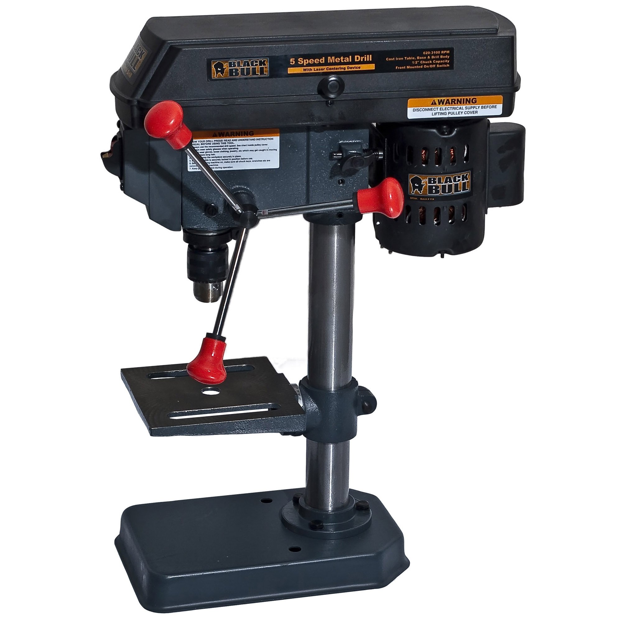 Black Bull DP5UL 5 Speed Drill Press by Black Bull