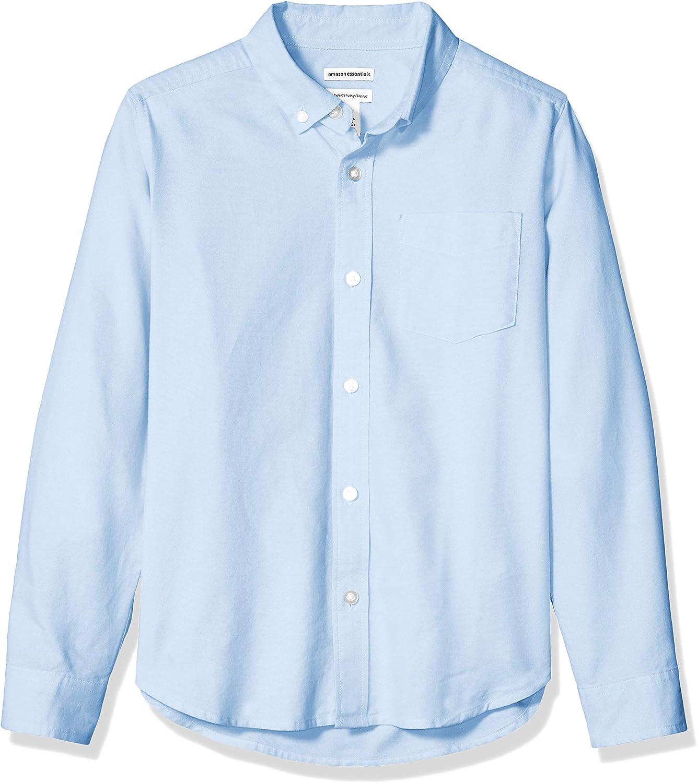 Essentials Big Boys Husky Langarmshirt Oxford