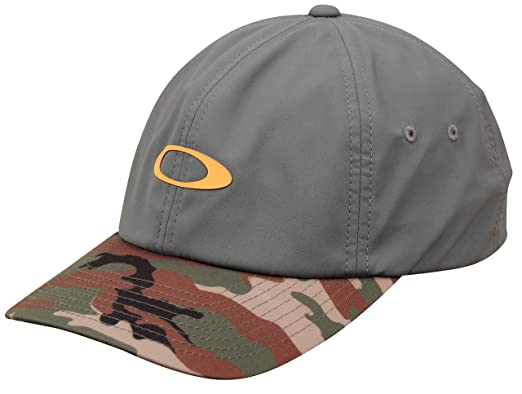 Oakley Military Hat - Forged Iron at Amazon Men s Clothing store  0e49b4ea96a