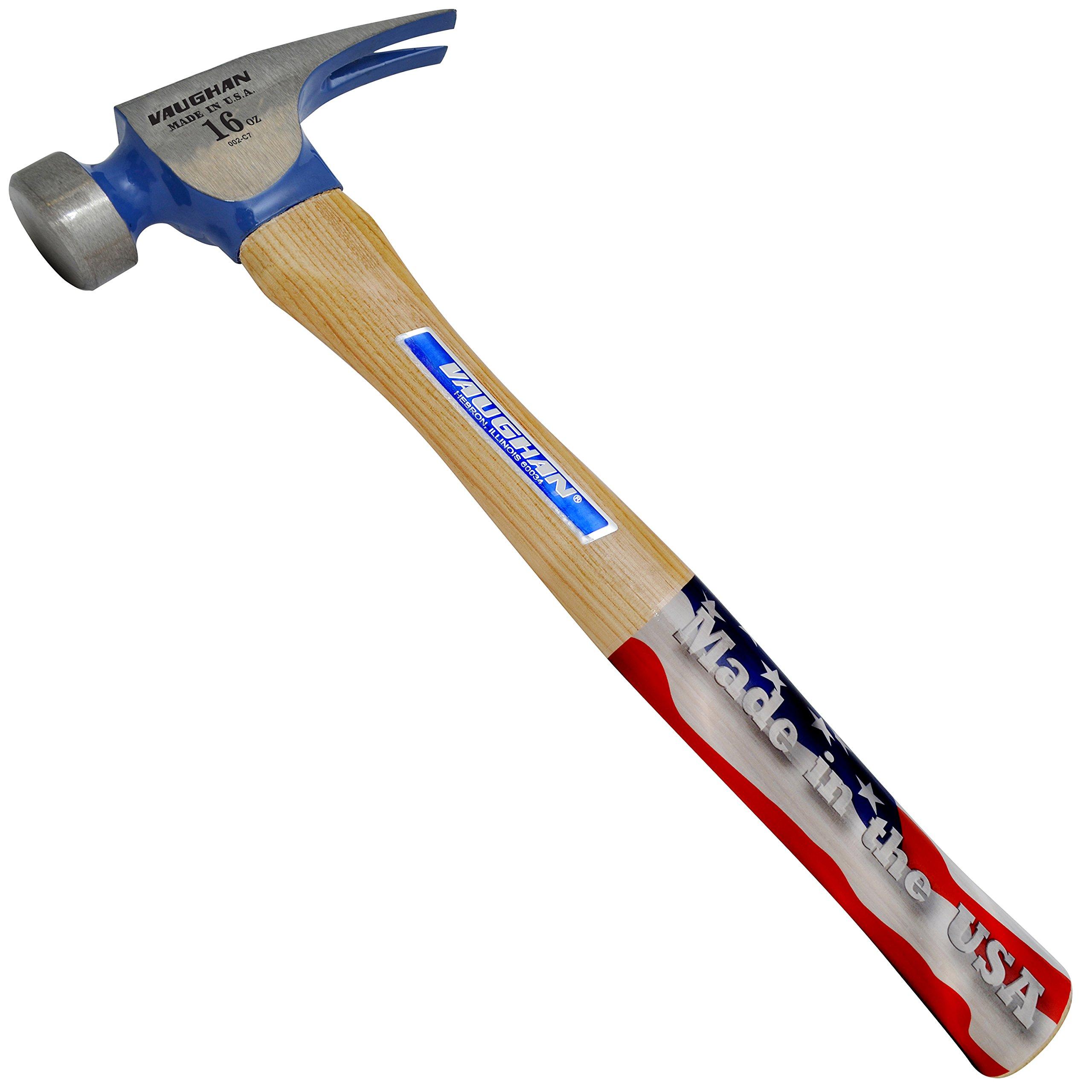 Vaughan & Bushnell CF4P Ca Finish hammer, 16 oz
