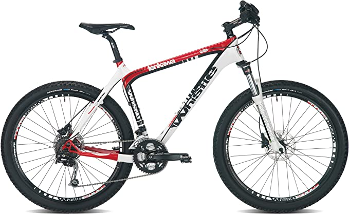 Whistle WHS.50 - Bicicleta de montaña para Hombre, Talla S (153-164 cm), Color Multicolor: Amazon.es: Deportes y aire libre