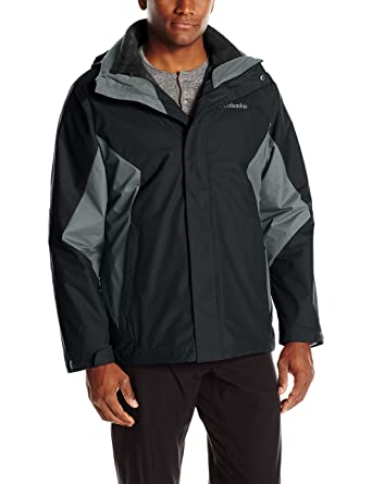 6d124fa1140 Amazon.com  Columbia Men s Eager Air Interchange 3-in-1 Jacket  Clothing