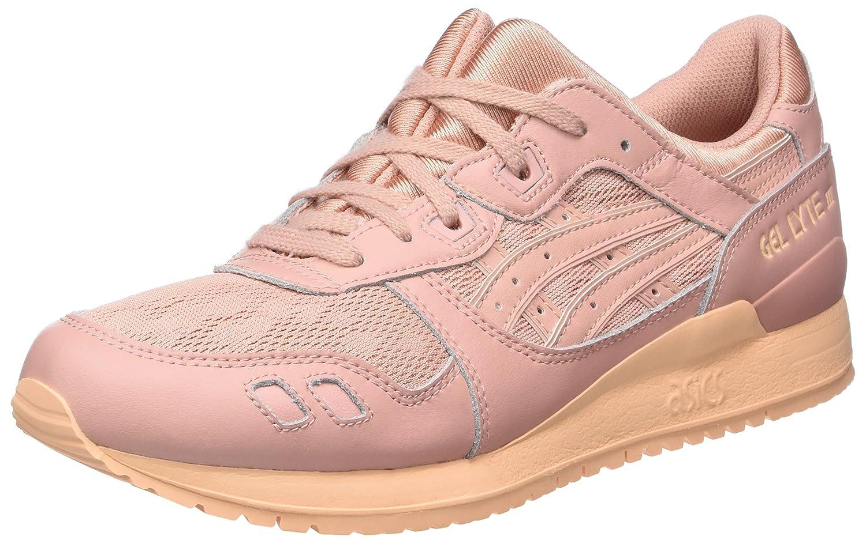 Asics Gel Lyte III - Sneakers Damen  37 EU|Rose (Peach Rose/Peach Rose)