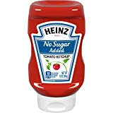 Heinz Reduced Sugar Tomato Ketchup 368 ml, Low Carb, Low Calories