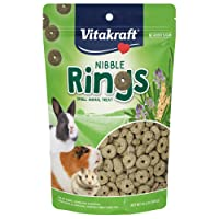 Deals on Vitakraft Nibble Rings 10.6-Oz