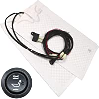 2 Almohadillas cojin ergonómica termica para asiento delantero