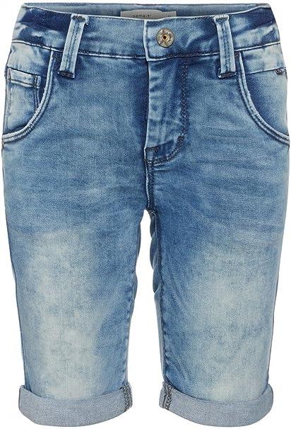 NAME IT Jungen Jeans-Shorts