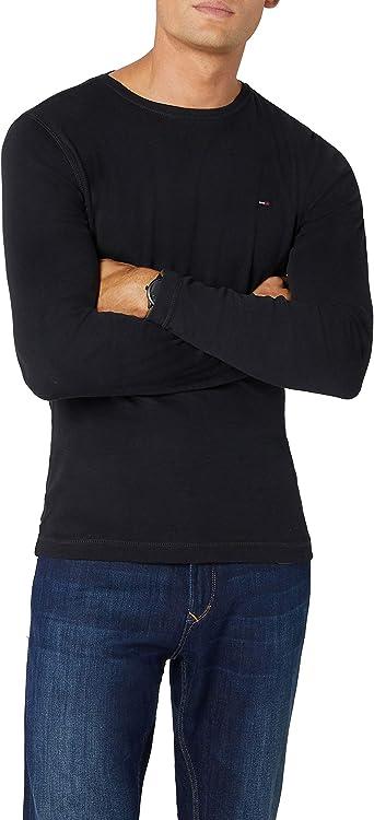 Tommy Hilfiger Original Rib Camiseta para Hombre: Amazon.es: Ropa y accesorios