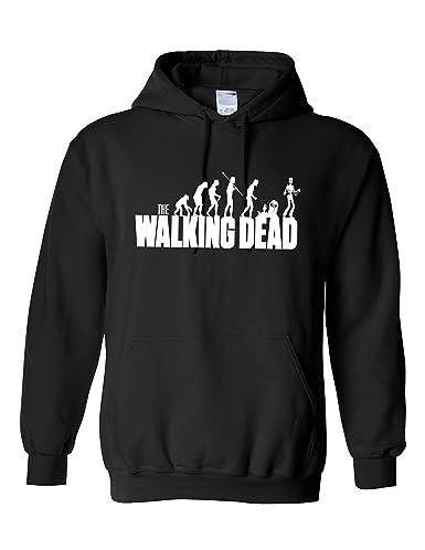 Image du produit Inspiré par Walker Dead Hunter Sweat à capuche Walking Dead Zombie Imprimé avant et arrière