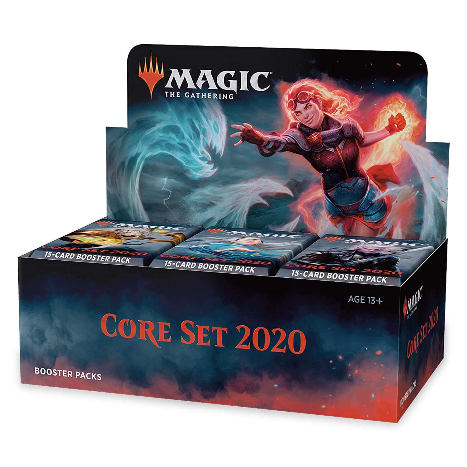 Magic: The Gathering Core Set 2020 (M20) Booster Box   36 Booster Packs (540 Cards)   Factory Sealed