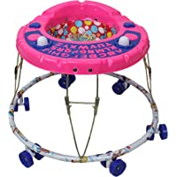 Baby Shop ABCD Walker with Horn (Pink)