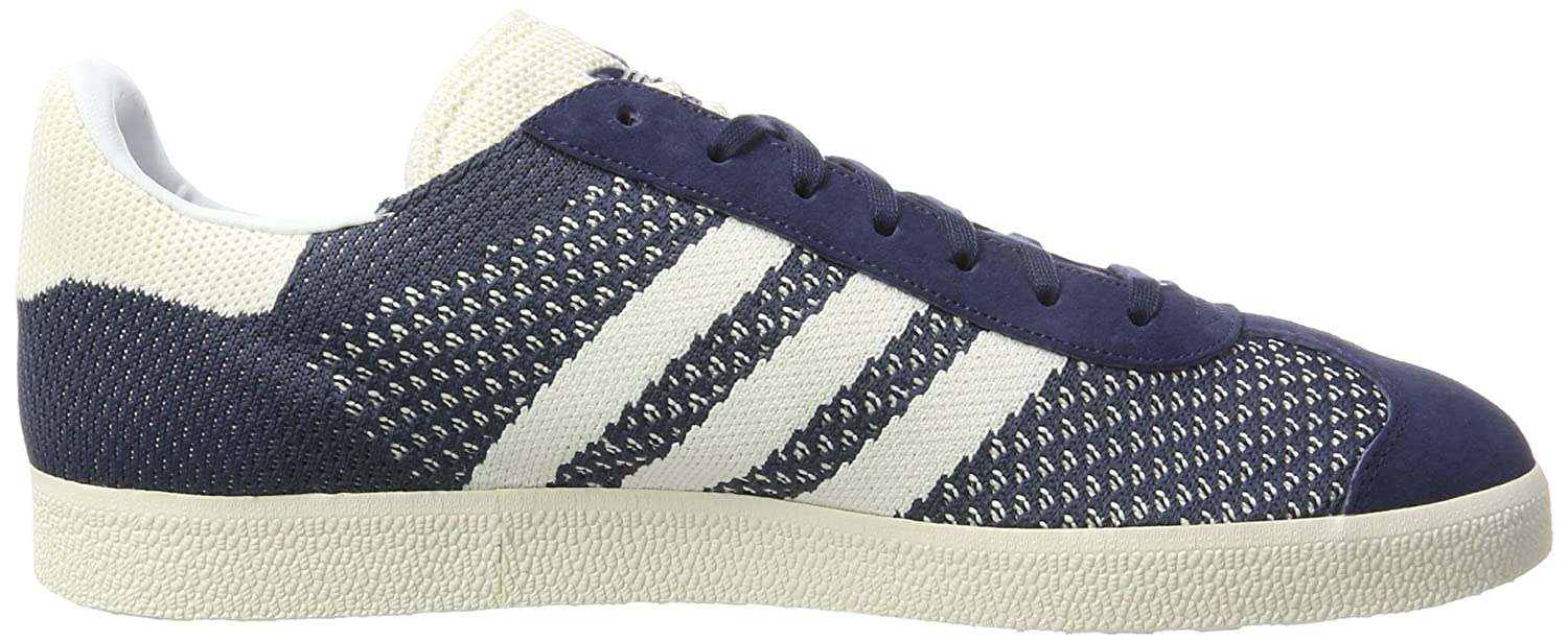 check out 52ce5 144bf adidas Mens Gazelle Primeknit Low-Top Sneakers Amazon.co.uk Shoes  Bags