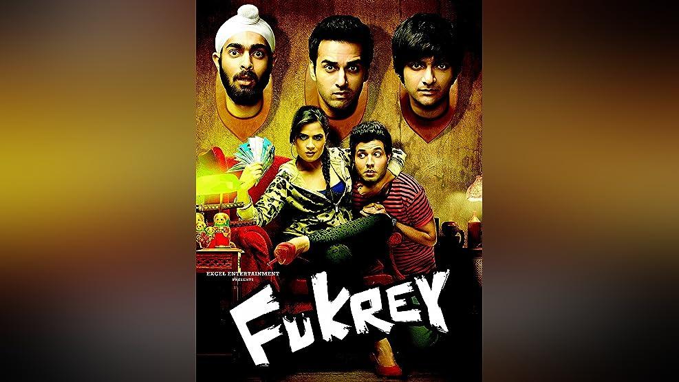 Fukrey (English Subtitled)