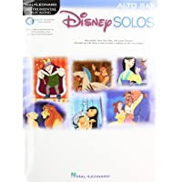 Disney Solos for Alto Sax: Play Along with
