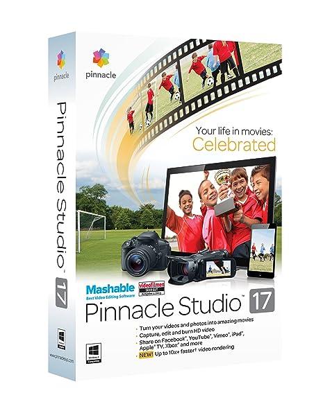 Paid by credit card pinnacle studio 17 ultimate