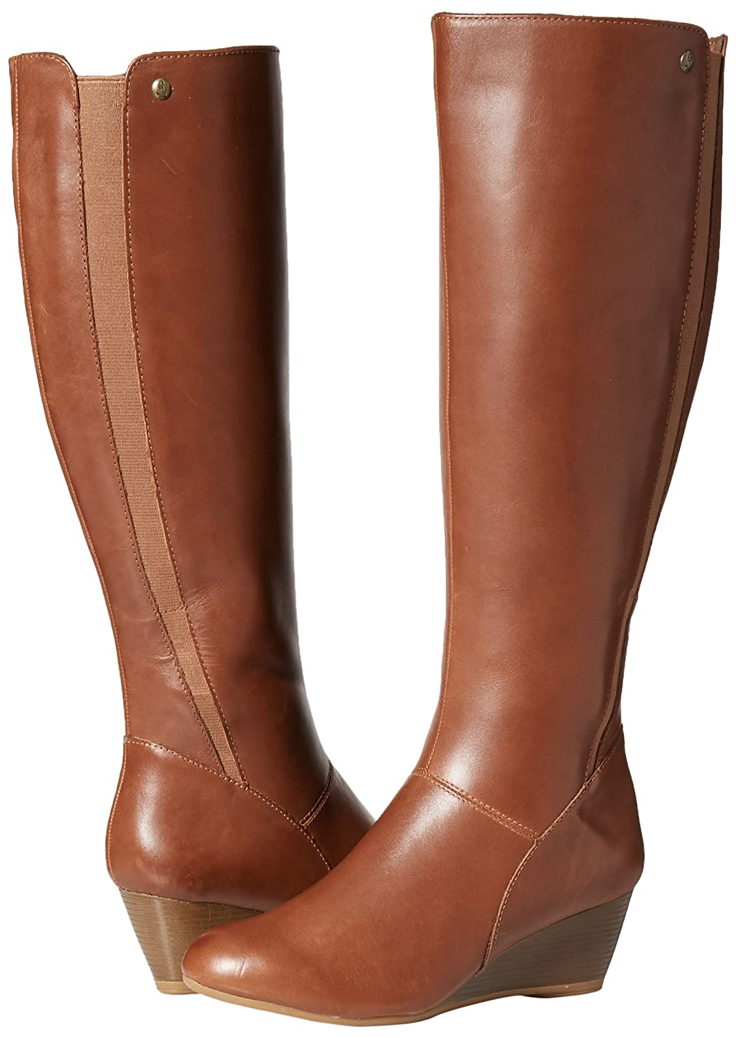 Hush Puppies Women's Pynical US|Tan Rhea Boot B01AODW2LM 5.5 B(M) US|Tan Pynical Leather 74572b
