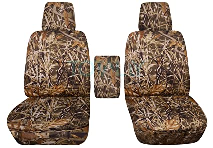 Prime Totally Covers Fits 2004 2008 Ford F 150 Camo Truck Bucket Seat Covers With Center Armrest W Wo Integrated Seat Belts Wetland Camouflage 16 Prints Caraccident5 Cool Chair Designs And Ideas Caraccident5Info