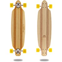 Laguna Longboard Collection   36 inch Longboard Skateboards   Bamboo with Hard Maple Core   Cruising, Carving, Dancing, Freestyle …