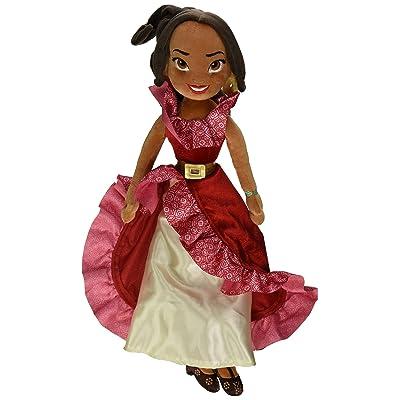 Disney Elena Plush Doll - Medium - 20 Inch: Toys & Games