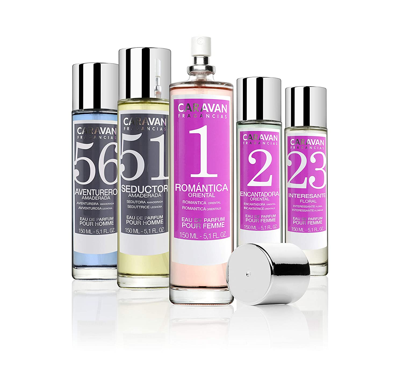 Caravan Fragancias nº 66 - Eau de Parfum con Vaporizador para Hombre - 150 ml.: Amazon.es: Belleza
