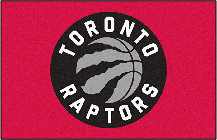 FANMATS NBA Atlanta Hawks Nylon Face Starter Rug