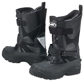 Amazon.com: HJC Standard Men's Snow Boots (Black, Size 9): Automotive