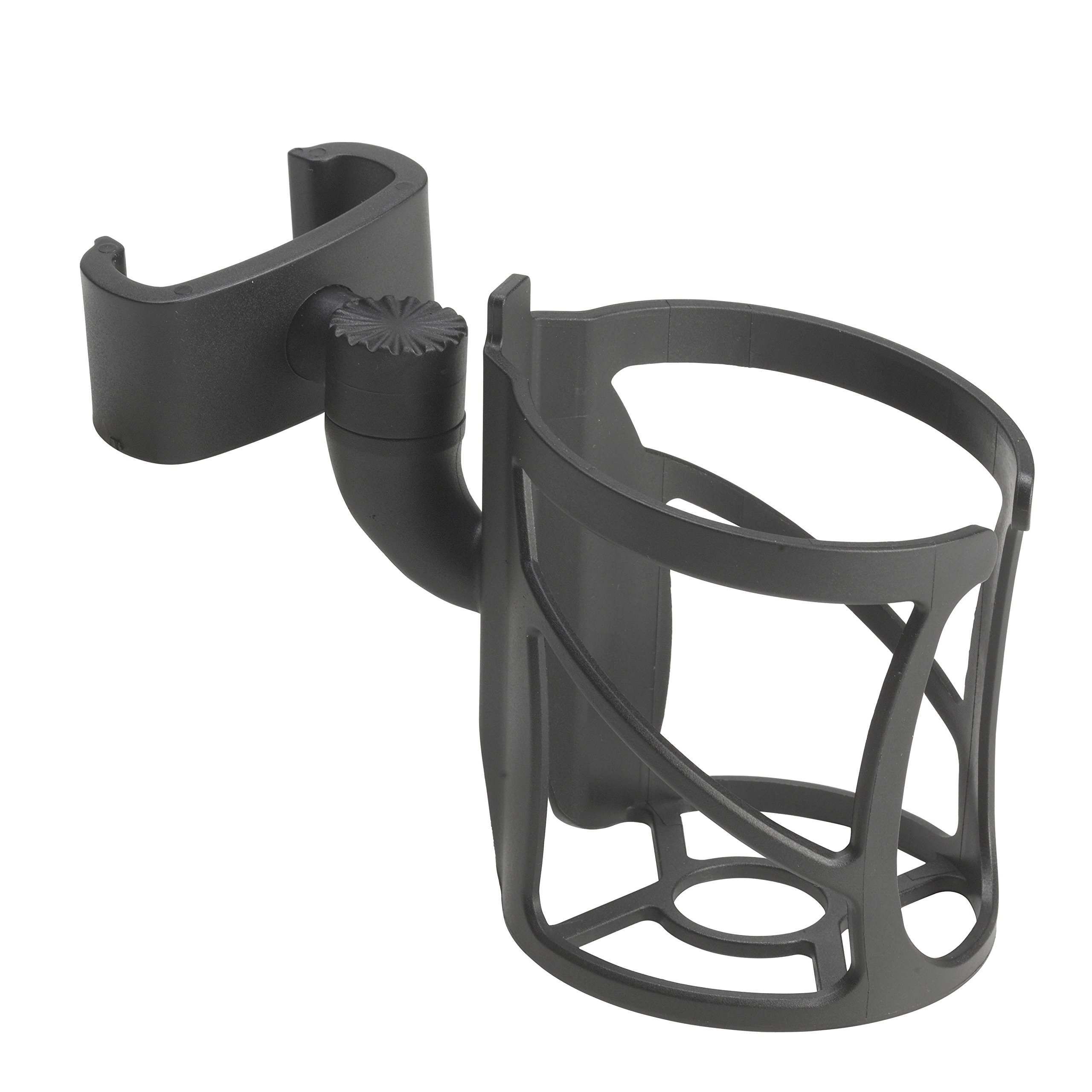 Drive Medical Nitro Rollator Cup Holder Attachment, Black by Drive Medical