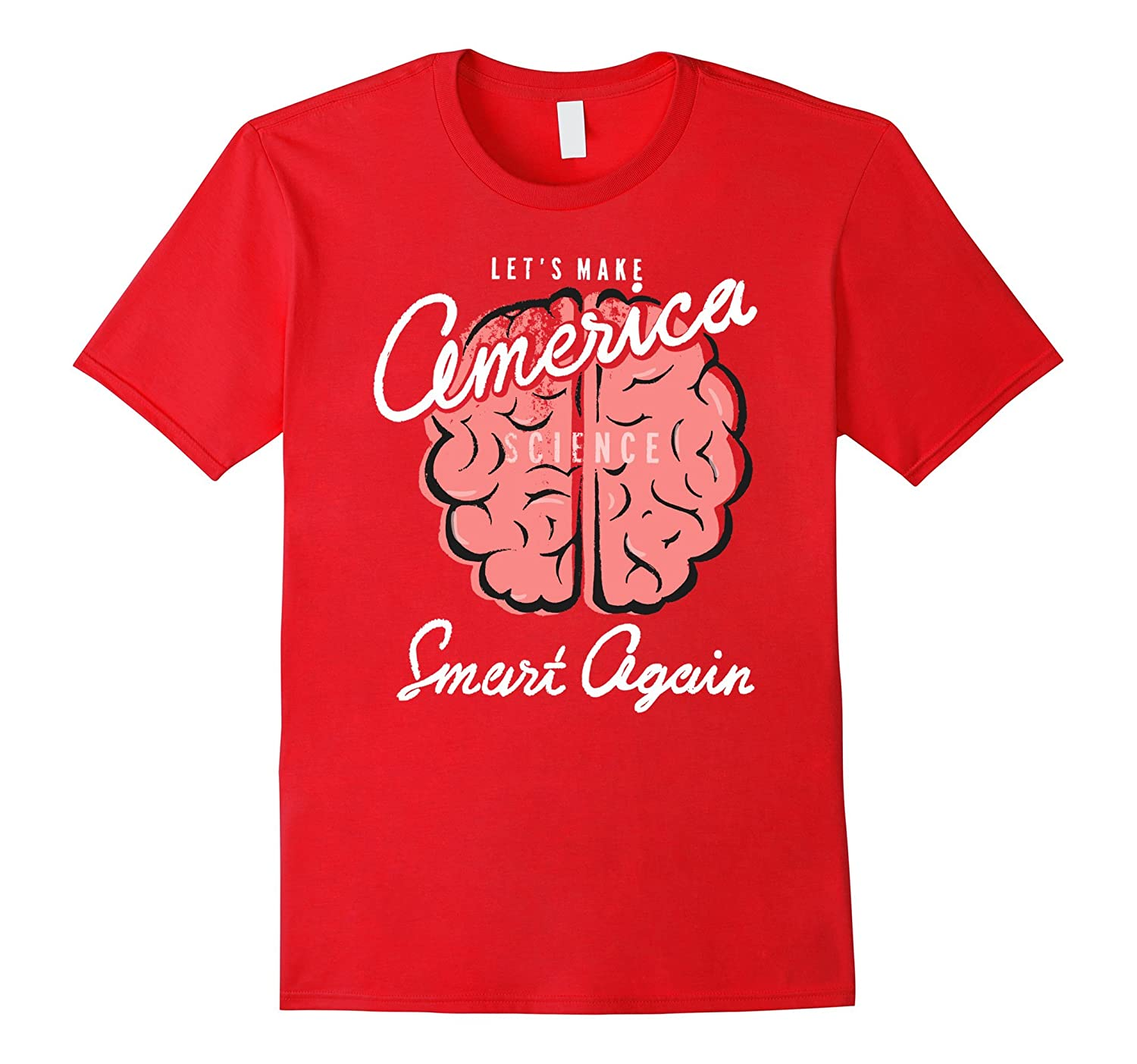 Neil deGrasse Tyson Make America Smart T-shirt-T-Shirt