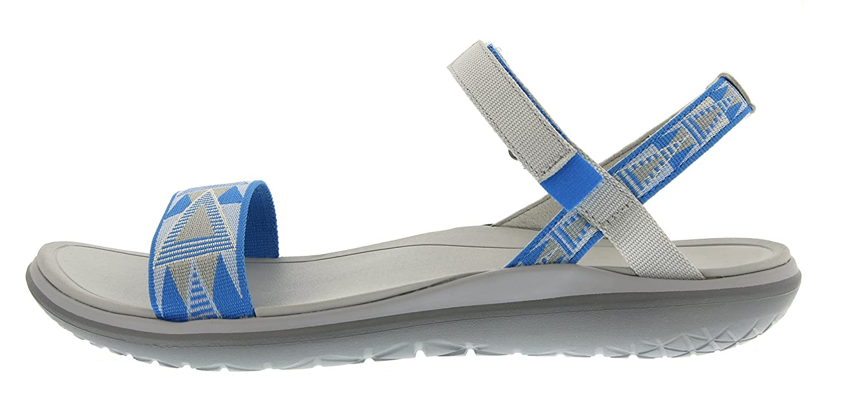 Teva Sandal Women's Terra-Float Nova Sandal Teva B00ZFLJVQI 9 B(M) US|Grey 2cf412