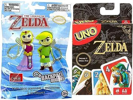 Amazon.com: ¡La leyenda! Uno Card Game Zelda Special Legend ...