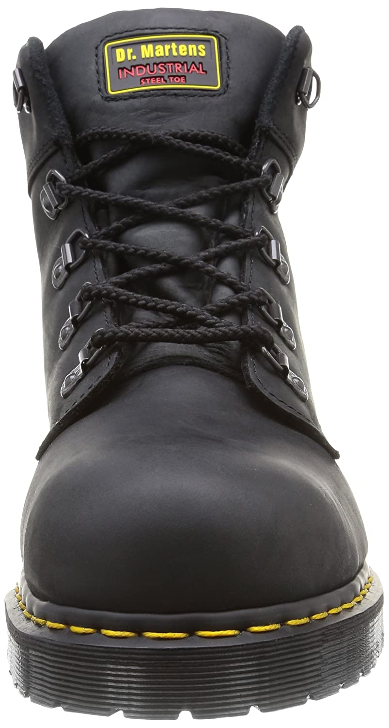 c3d62909479 Dr. Martens Industrial Dm Holkham, Unisex Adults' Safety Boots