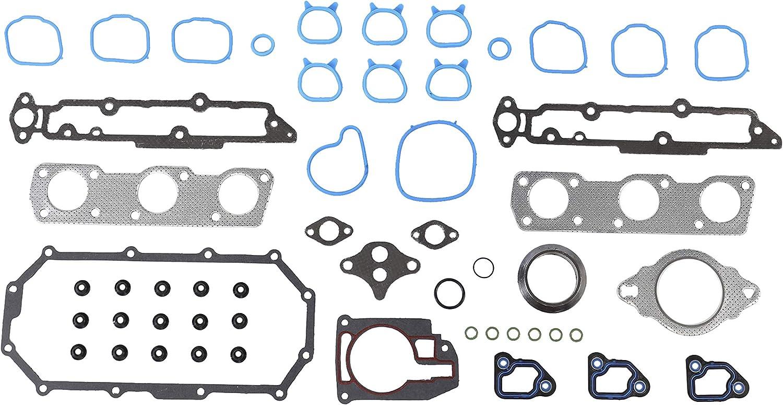 Piston Ring Set Fits 99-02 Oldsmobile Aurora Intrigue 3.5L V6 DOHC 24v