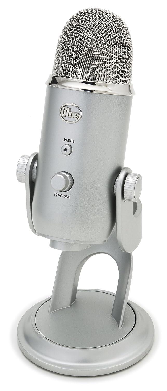 Blue Microphones Yeti Micrófono para ordenador USB bit KHz ohms Hz kHz