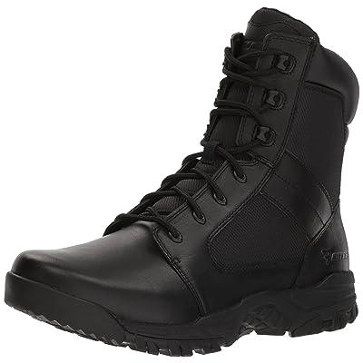 Bates Footwear Mens Seige 8 Side Zip | Boots