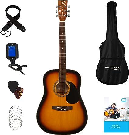Stretton Payne Dreadnought Acoustic Guitar
