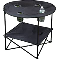 Portable Camping Side Table for Outdoor Picnic, Beach, Games, Camp, and Patio