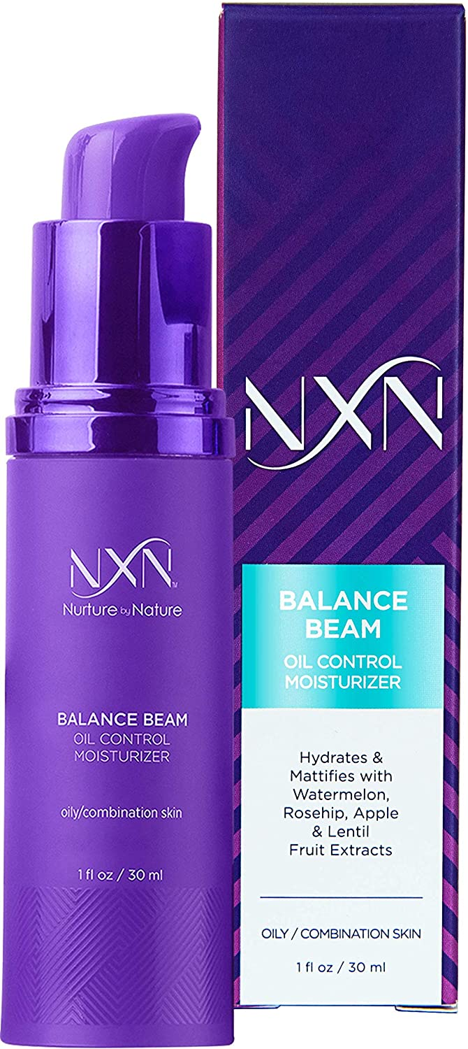 The NxN Balance Beam Oil Control Moisturizer travel product recommended by Devynne Honsa on Pretty Progressive.