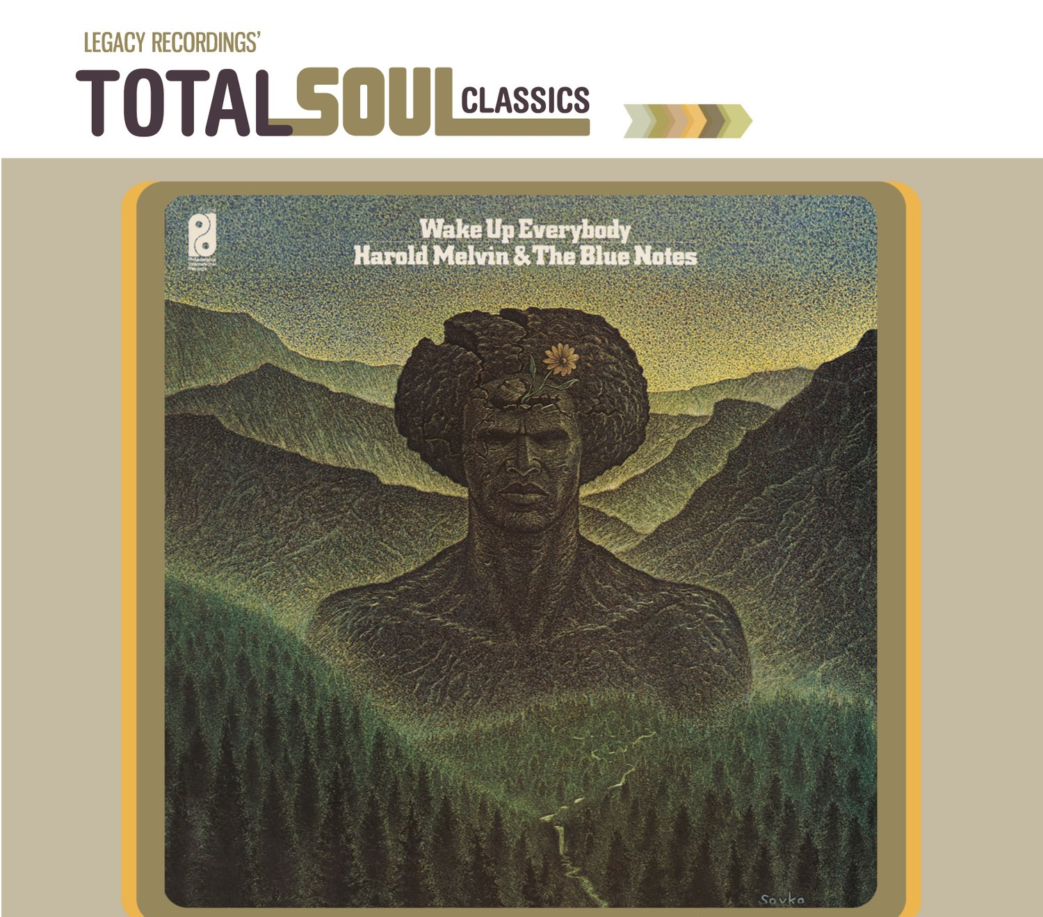Total Soul Classics - Wake Up Everybody by Legacy